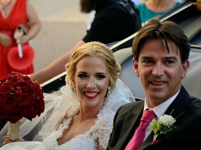 La boda de Cristian y Yasmina en Granada, Granada 5