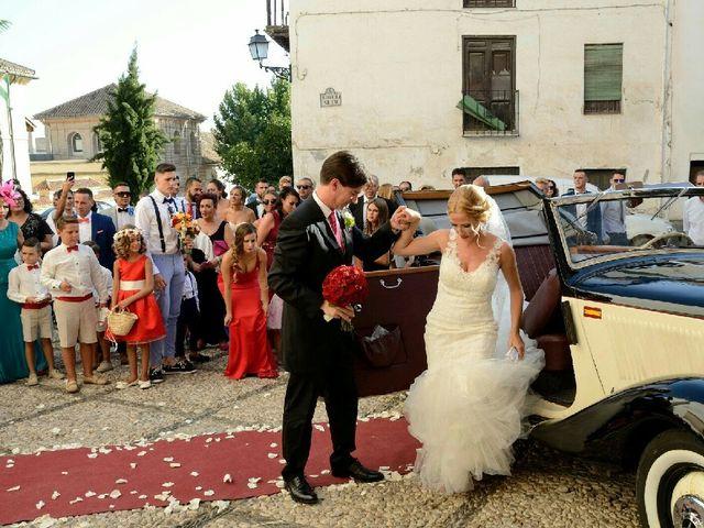 La boda de Cristian y Yasmina en Granada, Granada 7