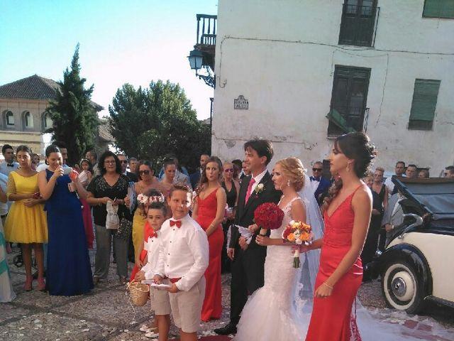 La boda de Cristian y Yasmina en Granada, Granada 8
