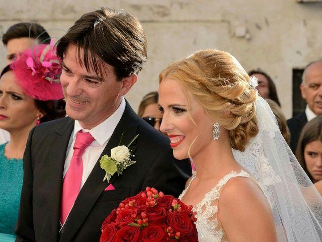 La boda de Cristian y Yasmina en Granada, Granada 9