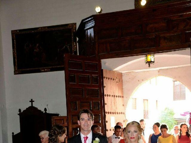 La boda de Cristian y Yasmina en Granada, Granada 10