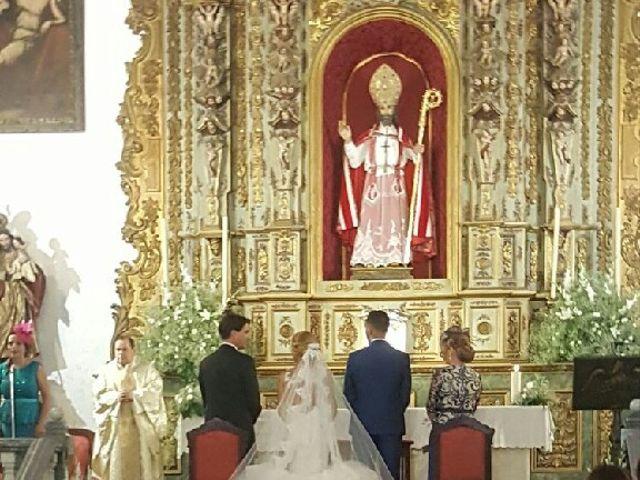 La boda de Cristian y Yasmina en Granada, Granada 11