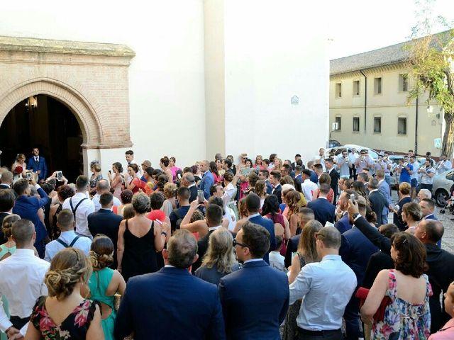 La boda de Cristian y Yasmina en Granada, Granada 12