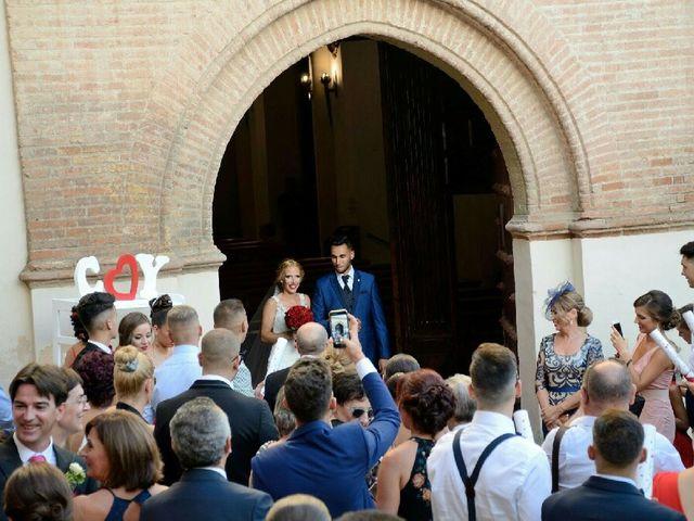 La boda de Cristian y Yasmina en Granada, Granada 13