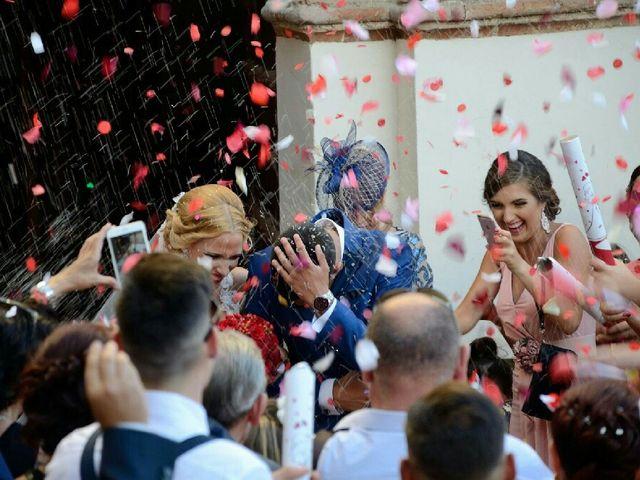 La boda de Cristian y Yasmina en Granada, Granada 14