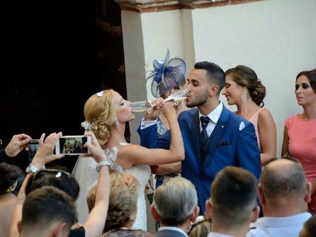 La boda de Cristian y Yasmina en Granada, Granada 15