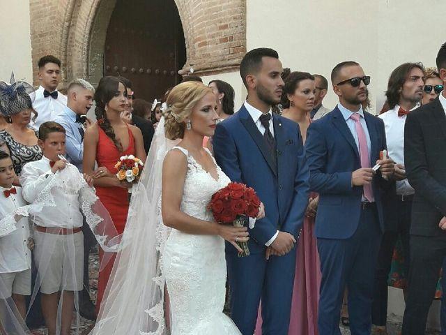 La boda de Cristian y Yasmina en Granada, Granada 16