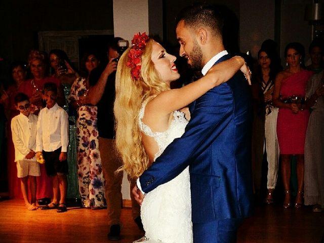 La boda de Cristian y Yasmina en Granada, Granada 1
