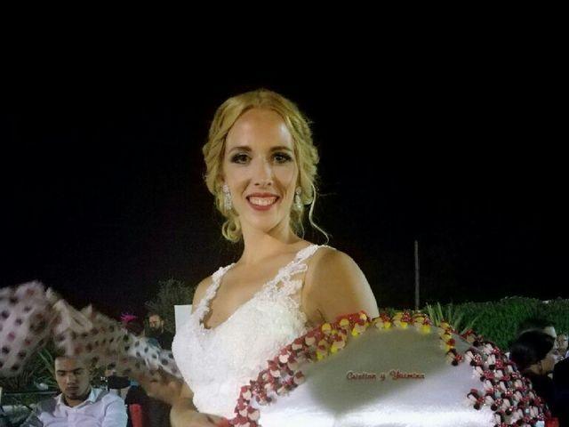La boda de Cristian y Yasmina en Granada, Granada 17