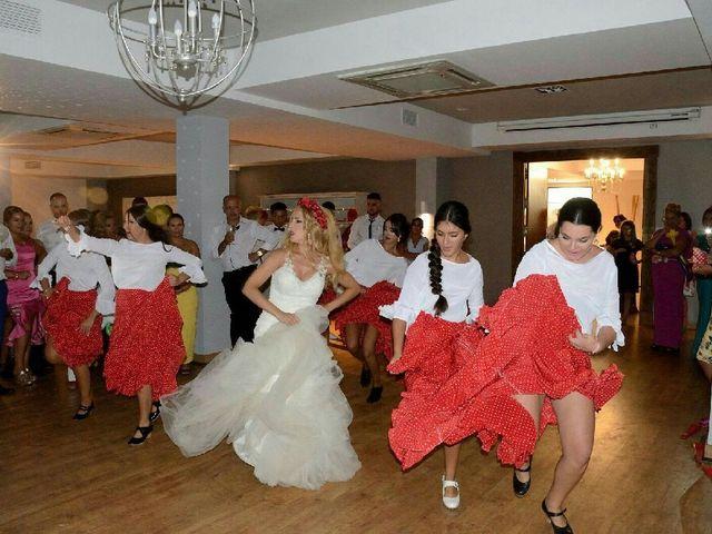 La boda de Cristian y Yasmina en Granada, Granada 18
