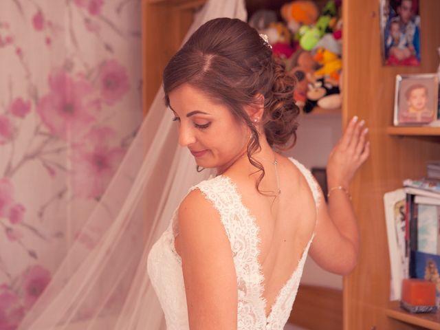 La boda de Dani y Mª Virtu en Villena, Alicante 8
