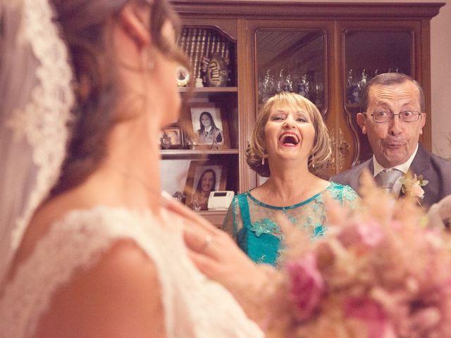 La boda de Dani y Mª Virtu en Villena, Alicante 10