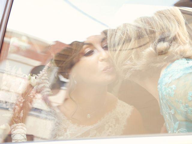 La boda de Dani y Mª Virtu en Villena, Alicante 11
