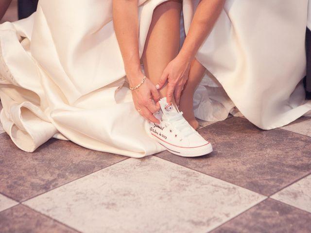 La boda de Dani y Mª Virtu en Villena, Alicante 16