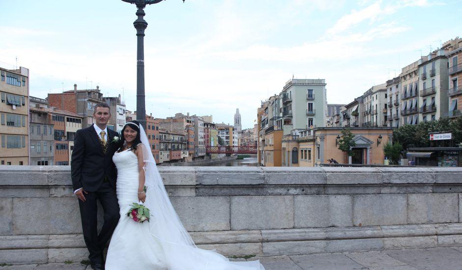La boda de Elisana y Marcin en Salt, Girona
