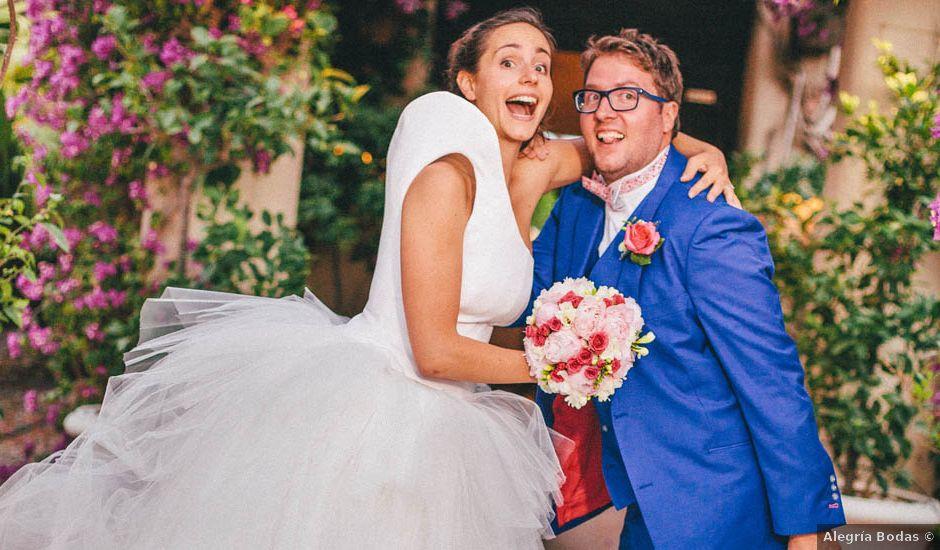 La boda de Florine y Jose en Vera, Almería