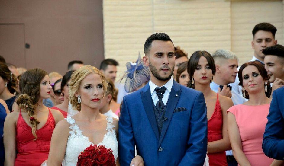 La boda de Cristian y Yasmina en Granada, Granada