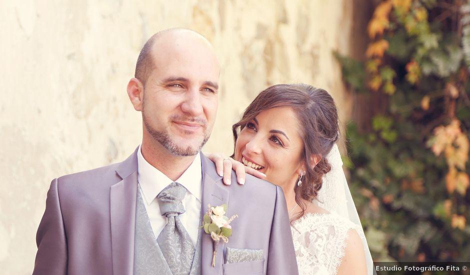 La boda de Dani y Mª Virtu en Villena, Alicante