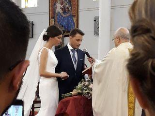 La boda de Javier y Isabel  3