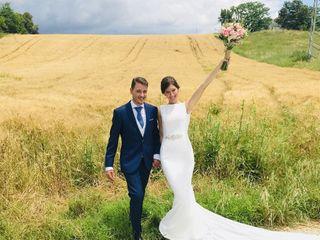 La boda de Javier y Isabel