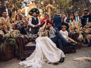 La boda de Paulina y Jose