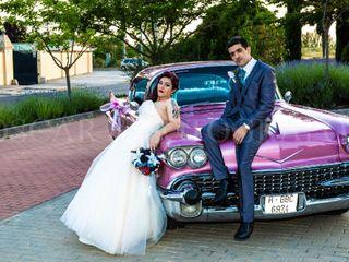 La boda de Jessica y Pedro 1