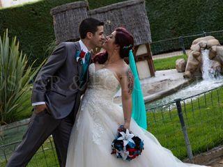 La boda de Jessica y Pedro 2
