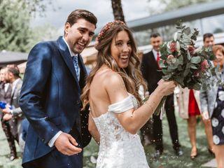 La boda de Alba y Gabriel