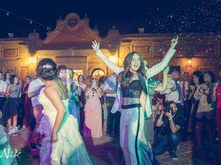 La boda de Ana Isabel  y Rocio  2