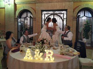 La boda de Ana Isabel  y Rocio