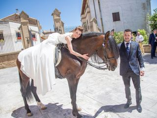 La boda de Enea y Unai