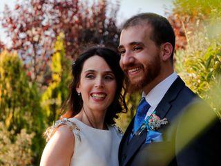 La boda de Tamara y Josema