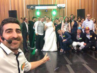 La boda de Rocío y Marce