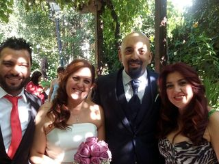 La boda de Yolanda y Joserra 2