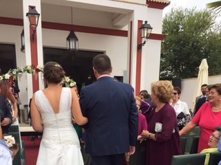 La boda de Inés y Jesús 1