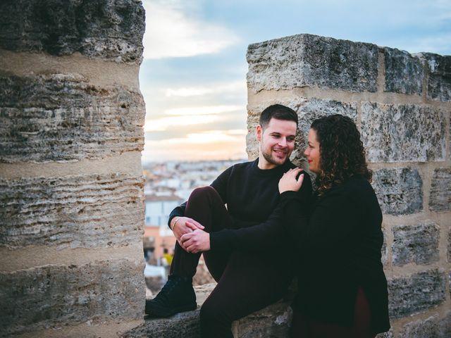La boda de Lluís y Paula en Albal, Valencia 2