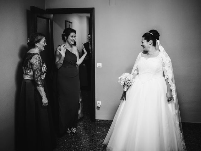 La boda de Lluís y Paula en Albal, Valencia 30