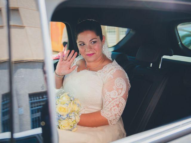 La boda de Lluís y Paula en Albal, Valencia 32