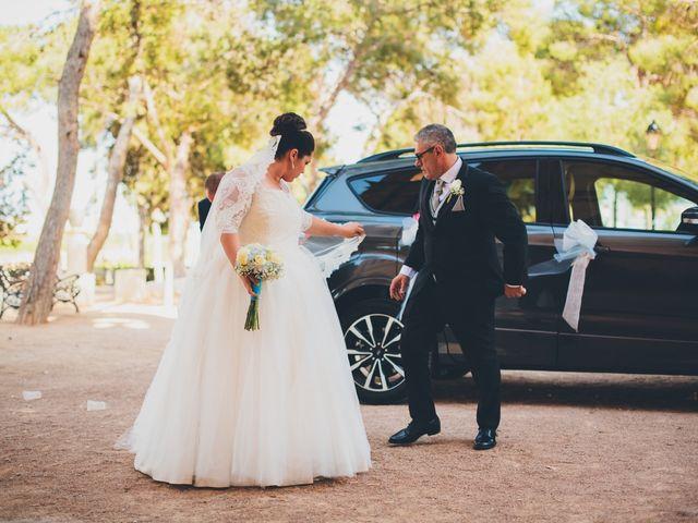 La boda de Lluís y Paula en Albal, Valencia 34