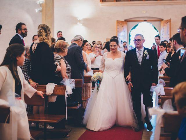 La boda de Lluís y Paula en Albal, Valencia 35