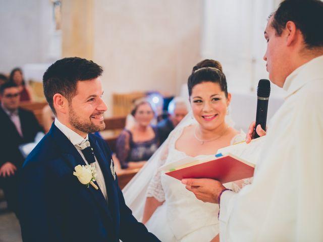 La boda de Lluís y Paula en Albal, Valencia 37