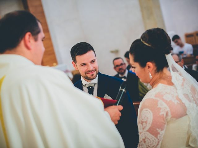 La boda de Lluís y Paula en Albal, Valencia 38