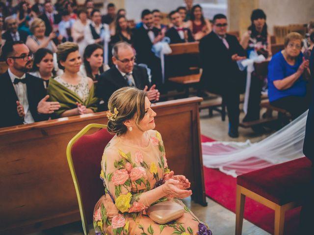 La boda de Lluís y Paula en Albal, Valencia 40