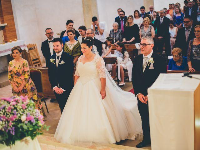 La boda de Lluís y Paula en Albal, Valencia 42