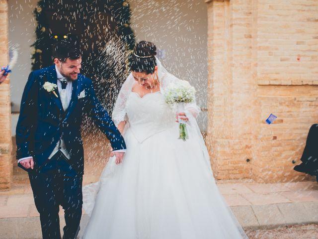 La boda de Lluís y Paula en Albal, Valencia 44