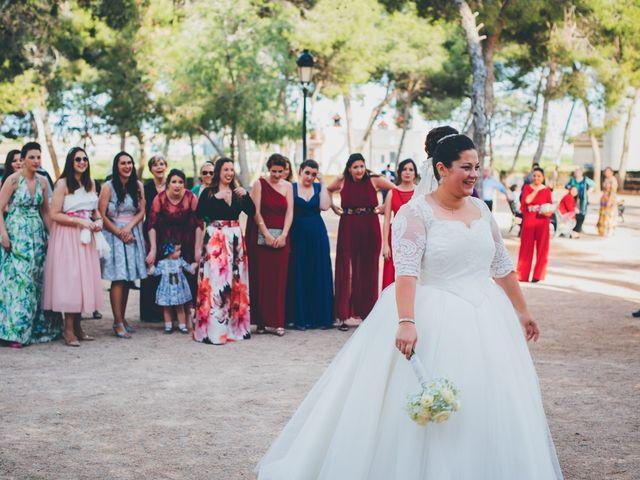 La boda de Lluís y Paula en Albal, Valencia 45