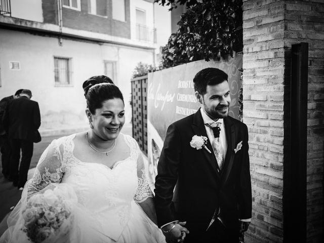 La boda de Lluís y Paula en Albal, Valencia 49