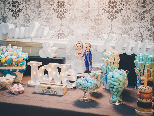 La boda de Lluís y Paula en Albal, Valencia 51