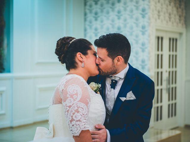 La boda de Lluís y Paula en Albal, Valencia 53