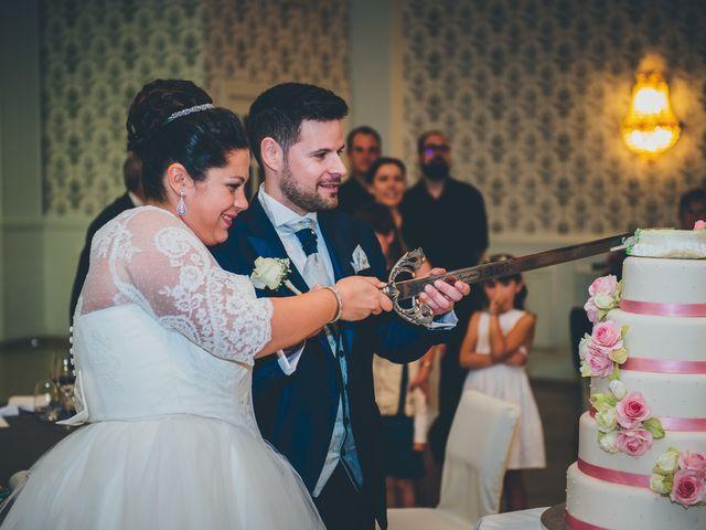 La boda de Lluís y Paula en Albal, Valencia 56
